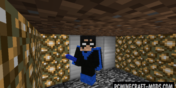Superheroes Unlimited Mod For Minecraft 1.7.10, 1.6.4