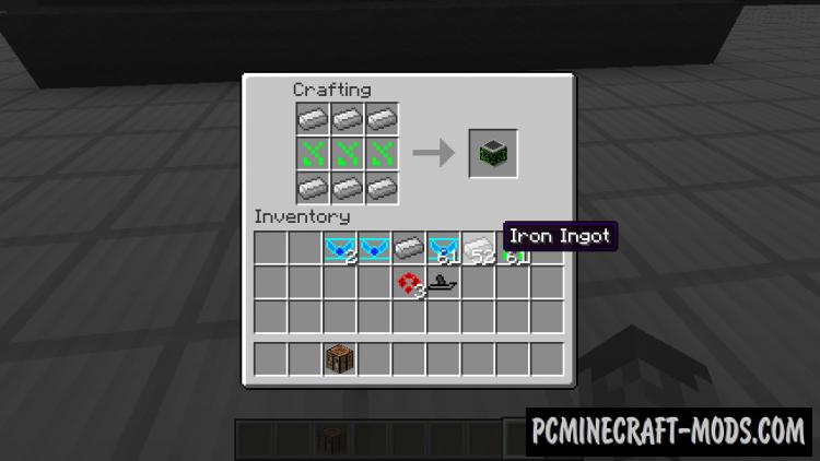 FutureCraft - Guns Mod For Minecraft 1.8.9, 1.7.10