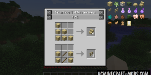 Just Enough Items (JEI) - GUI Mod For Minecraft 1.14.4, 1.13.2, 1.12.2