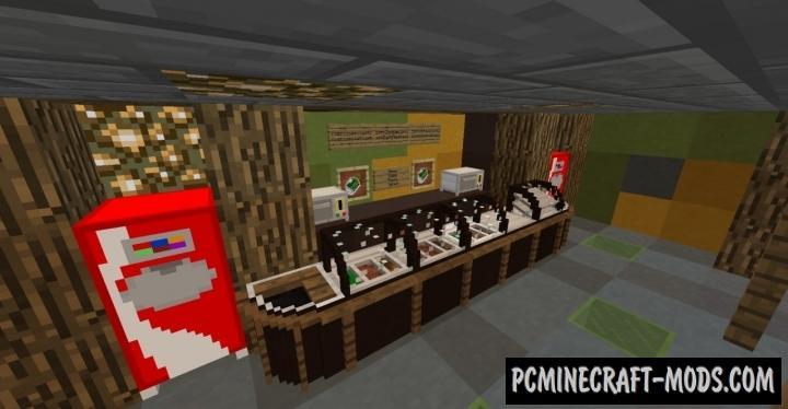 Сборка Minecraft 1.7.10 - [144 мода!] [Технологии] - Обзор ...