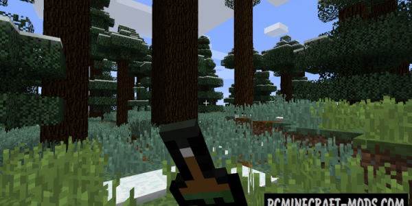 DayZ - Weapons, Monsters Mod For Minecraft 1.8.9, 1.7.10