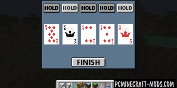 CasinoCraft - Gambling Mod For Minecraft 1.15.2, 1.14.4