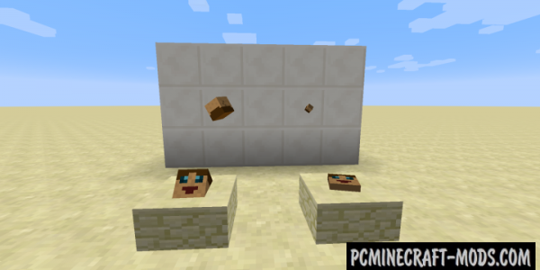 Tomb Many Graves - Save Block Mod For MC 1.12.2, 1.8.9
