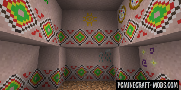 Nomadic Tents - New Blocks Mod For Minecraft 1.15.2, 1.14.4