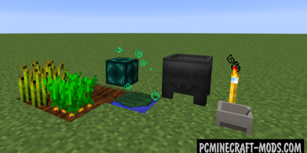 Xeno's Reliquary Mod For Minecraft 1.12.2, 1.11.2, 1.10.2, 1.9.4