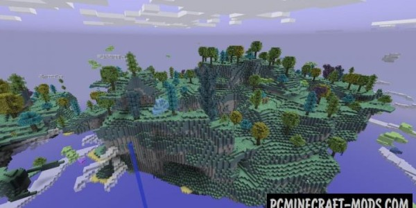 The Aether II - Dimension Mod For Minecraft 1.12.2