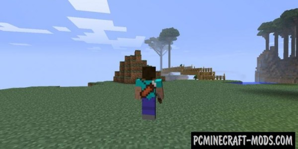 Rediscovered Mod For Minecraft 1.8, 1.7.10, 1.6.4