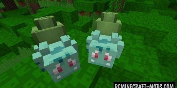Pixelmon - Mobs Mod For Minecraft 1.12.2, 1.10.2, 1.8.9, 1.7.10