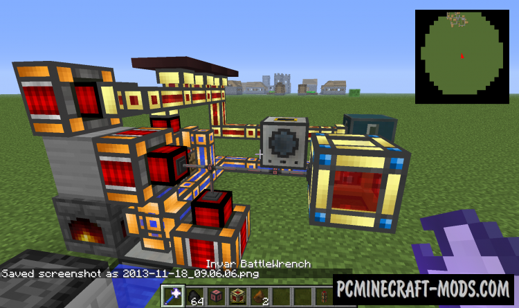 Thermal Expansion Mod For Minecraft 1.12.2, 1.11.2, 1.10.2, 1.7.10
