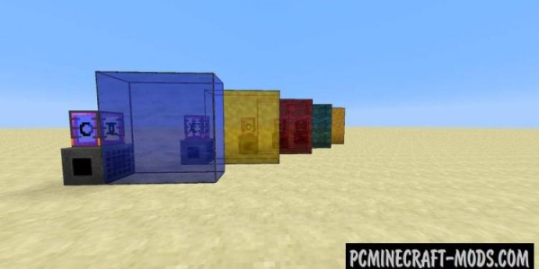 Simple Fluid Tanks - Tech Mod For Minecraft 1.14.4, 1.12.2
