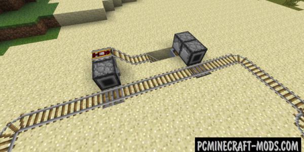 Railcraft - Mech Mod For Minecraft 1.12.2, 1.10.2, 1.7.10, 1.6.4