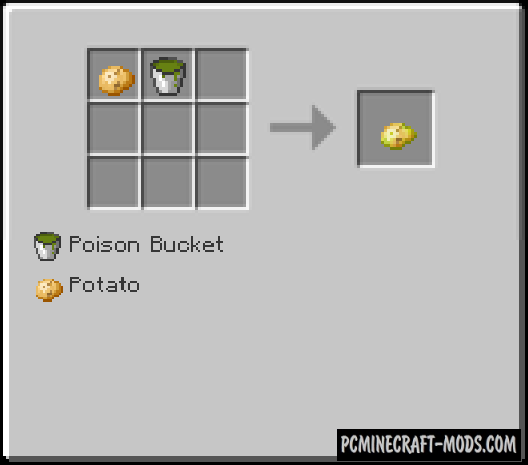 EvilCraft - New Magic Items Mod For MC 1.16.5, 1.12.2, 1.8.9