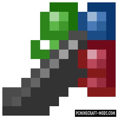 Morph-o-Tool - Multitool Mod For Minecraft 1.16.4, 1.12.2