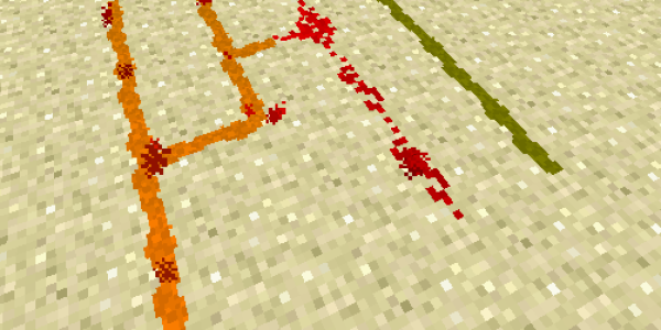 Redstone Paste Mod For Minecraft 1.12.2, 1.11.2, 1.10.2, 1.9.4
