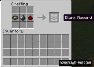 Redstone Jukebox - New Block Mod For Minecraft 1.7.10