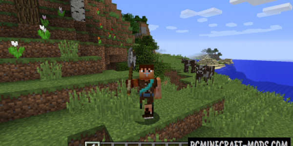 Reforged - Weapons Mod For Minecraft 1.12.2, 1.10.2, 1.8.9