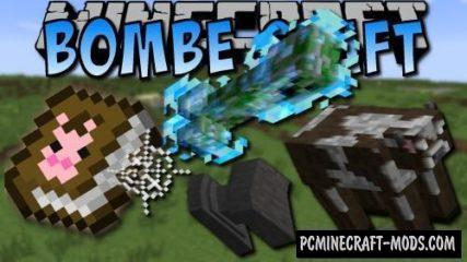 BasseBombeCraft - Magic Mod For Minecraft 1.15.2, 1.14.4
