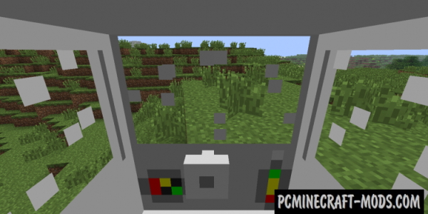Cars and Drives - Vehicles Mod For Minecraft 1.8.9, 1.7.10