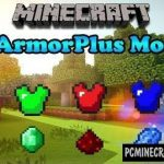 Rarmor Mod For Minecraft 1.12.2, 1.11.2, 1.10.2, 1.9.4