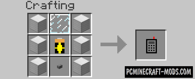 Portal Packages Mod For Minecraft 1.8.9