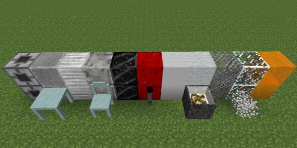 SCP Craft 2: Reincarnation Mod For Minecraft 1.7.10