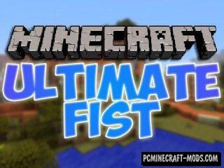 Ultimate Fist WallHack - Mod For Minecraft 1.8, 1.7.10, 1.7.2