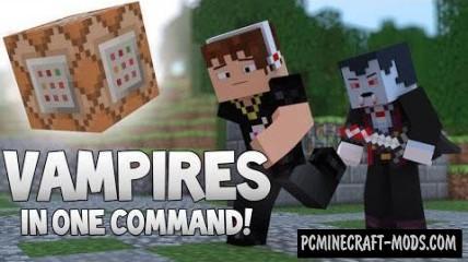 Vampires Mod For Minecraft 1.8.8, 1.8