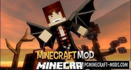 Vampirism - Survival Mod For Minecraft 1.14.4, 1.12.2