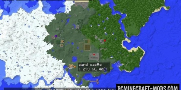 Mapwriter 2 Mod For Minecraft 1.12.2, 1.11.2, 1.10.2, 1.9.4