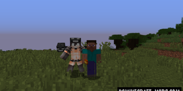 Mo' Withers - New Mobs Mod For Minecraft 1.8.9