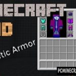 Cosmetic Armor Mod For Minecraft 1.7.10