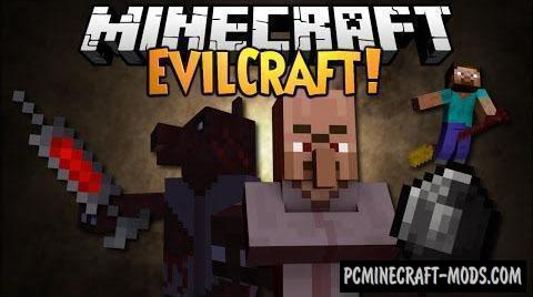EvilCraft - New Magic Items Mod For Minecraft 1.12.2