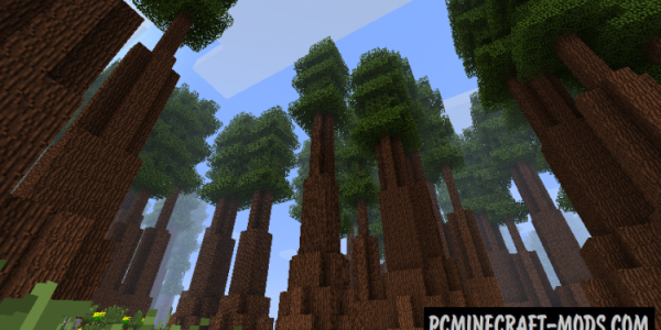 Biomes O' Plenty Mod For Minecraft 1.12.2, 1.11.2, 1.10.2, 1.9.4