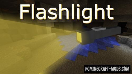 Flashlight Mod For Minecraft 1.7.10