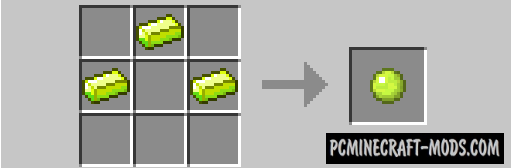 Nuclear Craft - Ore, Weapons Mod For Minecraft 1.8.9, 1.7.10
