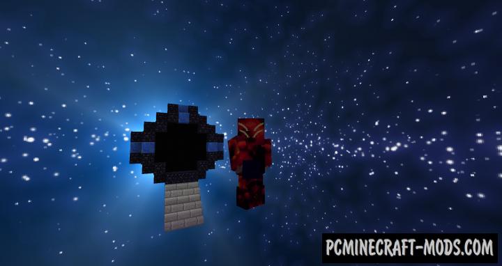 Afraid of the Dark Mod For Minecraft 1.12.2, 1.8.9, 1.8