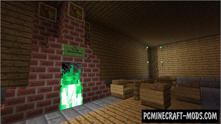 Floocraft Mod For Minecraft 1.12.2, 1.11.2, 1.10.2, 1.7.10