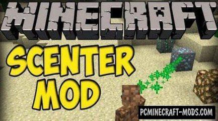 Scenter Mod For Minecraft 1.12.1, 1.11.2, 1.10.2, 1.9.4