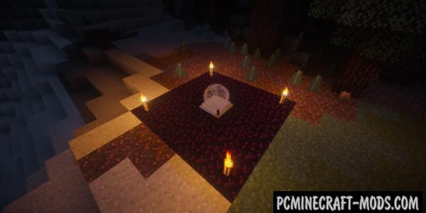 Vampirism Mod For Minecraft 1.12.2, 1.11.2, 1.10.2, 1.7.10