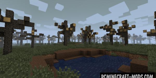 Biomes O' Plenty - New Biomes Mod For Minecraft 1.15.2, 1.14.4