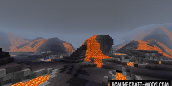 Biomes O' Plenty Mod For Minecraft 1 14 4, 1 13 2, 1 12 2, 1 10 2