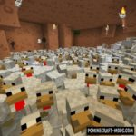 ATLCraft Candles Mod For Minecraft 1.12.2, 1.10.2