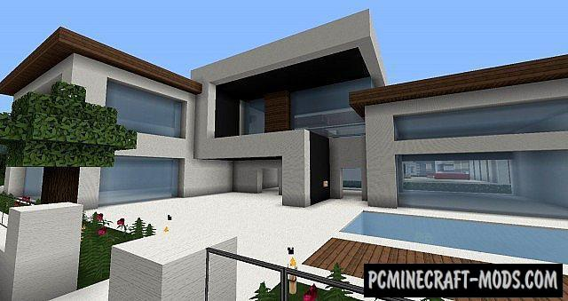 Flows HD Resource Pack For Minecraft 1.7.10, 1.7.2, 1.6.4