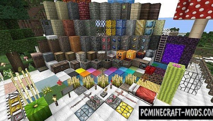 Chroma Hills RPG Resource Pack For Minecraft 1.10.2, 1.9.4, 1.8.9, 1.7.10