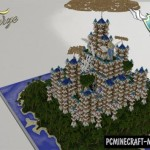 Arcane Island Map For Minecraft
