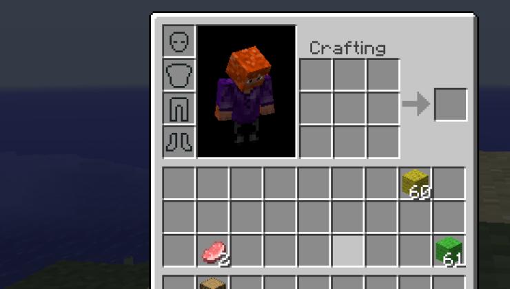 Inventory Crafting Grid - Tweak Mod For Minecraft 1.16.5, 1.12.2
