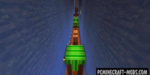 Super Mario Bros. Map For Minecraft 1.13.1, 1.12.2 | PC Java Mods ...