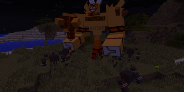 World of Warcraft Mod For Minecraft 1.8, 1.7.10