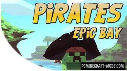 Epic Pirate Bay Map For Minecraft