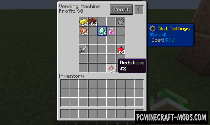 Good Ol' Currency Mod For Minecraft 1.12.2, 1.11.2, 1.10.2